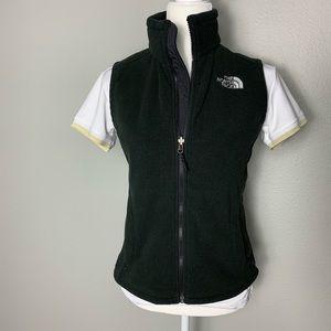 The North Face Black Fleece Vest